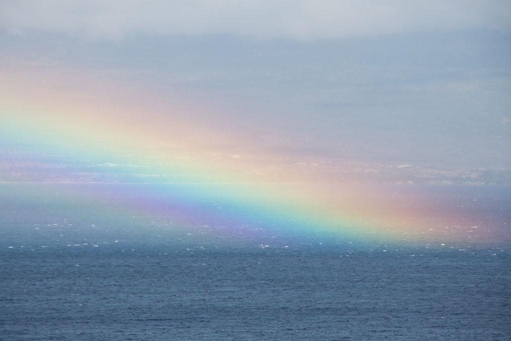 Regenbogen auf Maui – Auf Reisen gehen | SOMEWHERE ELSE