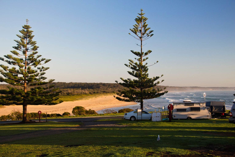 Camping Roadtrip durch Australien – Campingplatz Dalmeny | SOMEWHERE ELSE