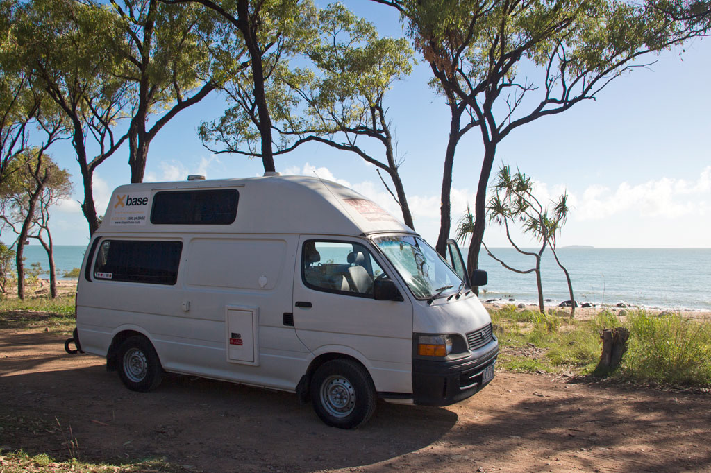 Camping Roadtrip durch Australien – Clairview Meerblick | SOMEWHERE ELSE