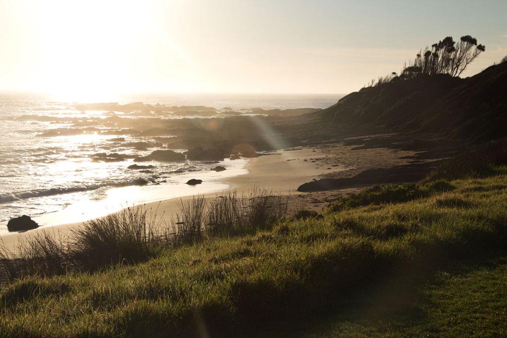 Camping Roadtrip durch Australien – Morgen am Meer in Dalmeny | SOMEWHERE ELSE