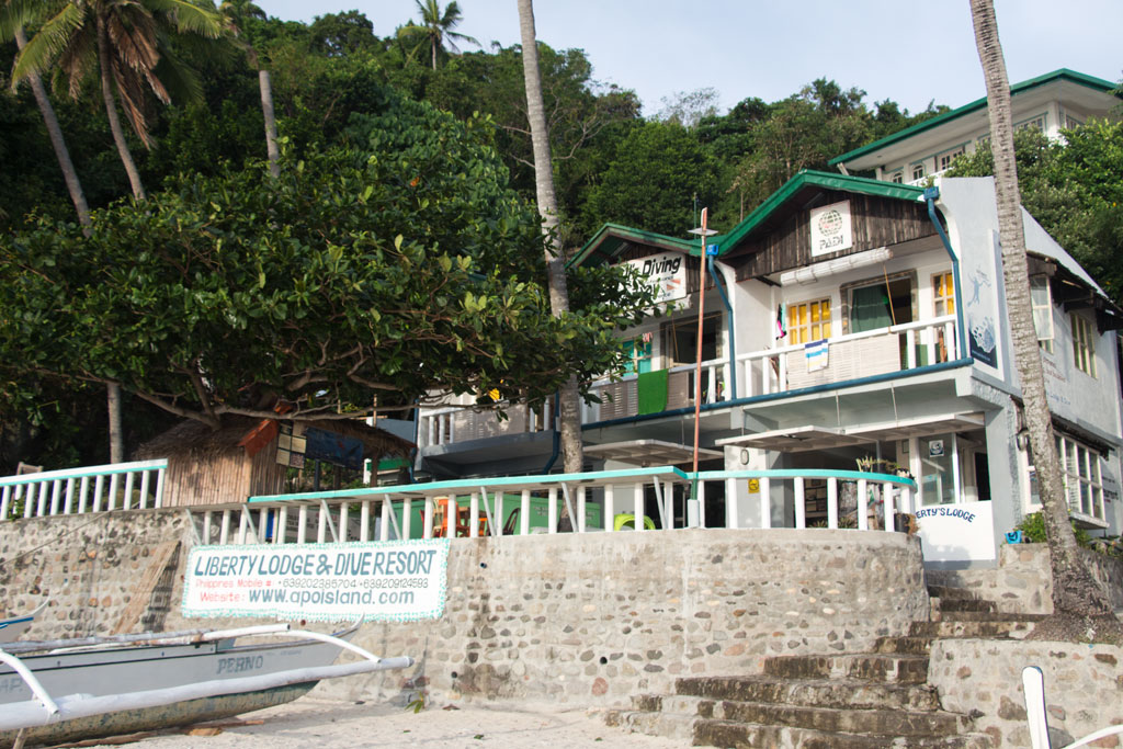 Liberty Lodge and Diving auf Apo Island – Endlich Tauchen lernen | SOMEWHERE ELSE