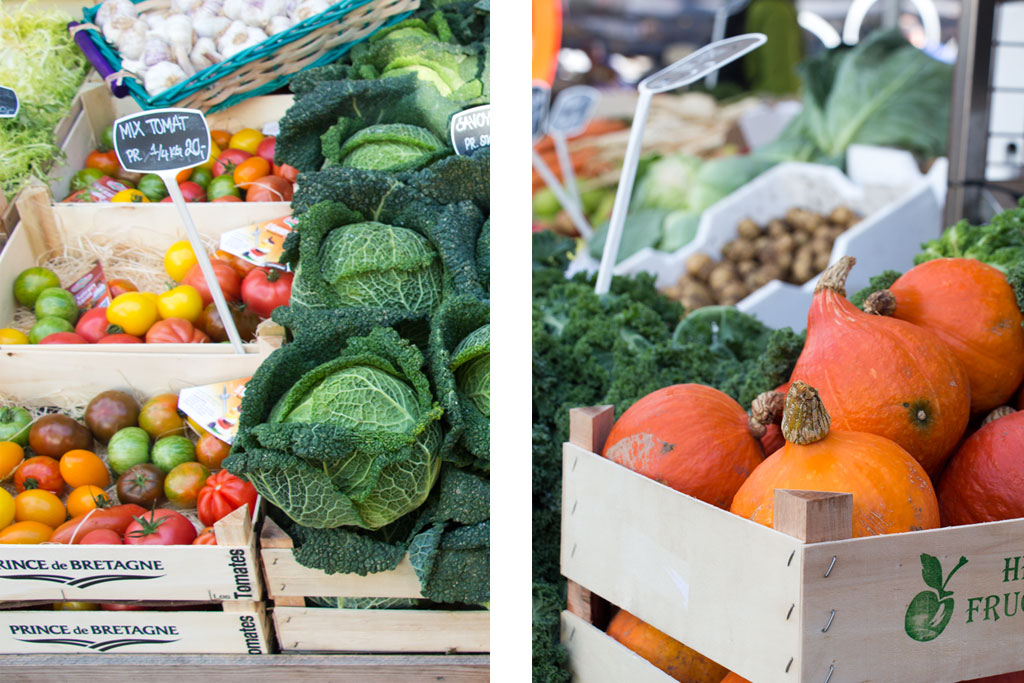 Kopenhagen entdecken – Markthalle Gemüse | SOMEWHERE ELSE