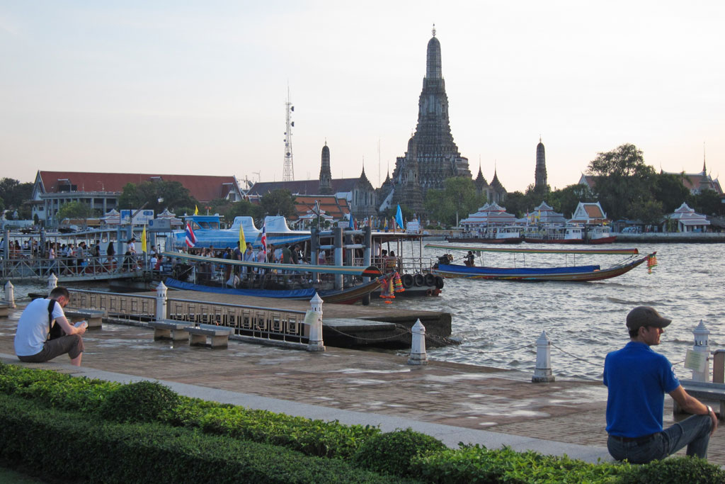 Erste Thailand Route – Bangkok am Fluss | SOMEWHERE ELSE