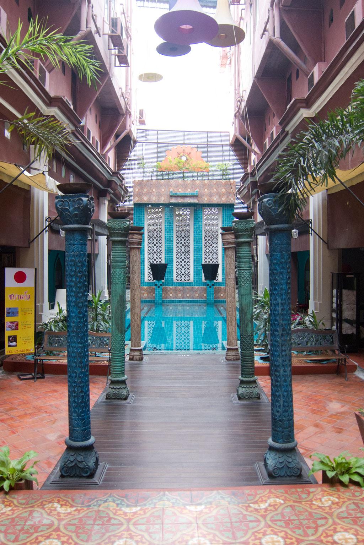 Erste Thailand Route – Hotel Imm Fusion Bangkok   SOMEWHERE ELSE