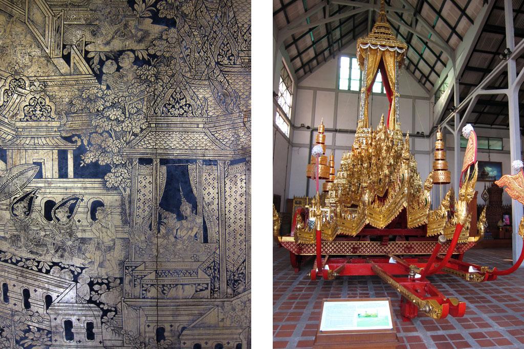 Erste Thailand Route – Nationalmuseum Bangkok   SOMEWHERE ELSE