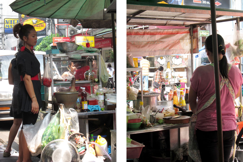 Erste Thailand Route – Streetfood in Bangkok | SOMEWHERE ELSE