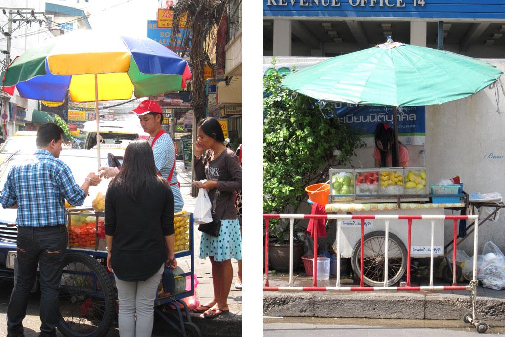 Erste Thailand Route – Streetfood in Bangkok   SOMEWHERE ELSE