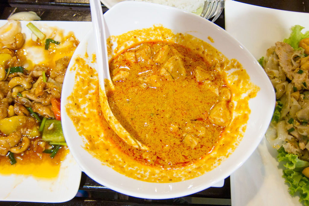 Erste Thailand Route – Thai Curry in Bangkok | SOMEWHERE ELSE