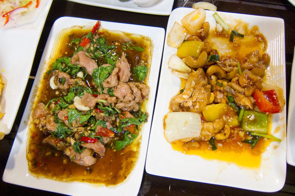 Erste Thailand Route – Thai Food in Bangkok   SOMEWHERE ELSE