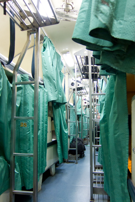 Erste Thailand Route – Zugfahrt nach Chiang Mai | SOMEWHERE ELSE