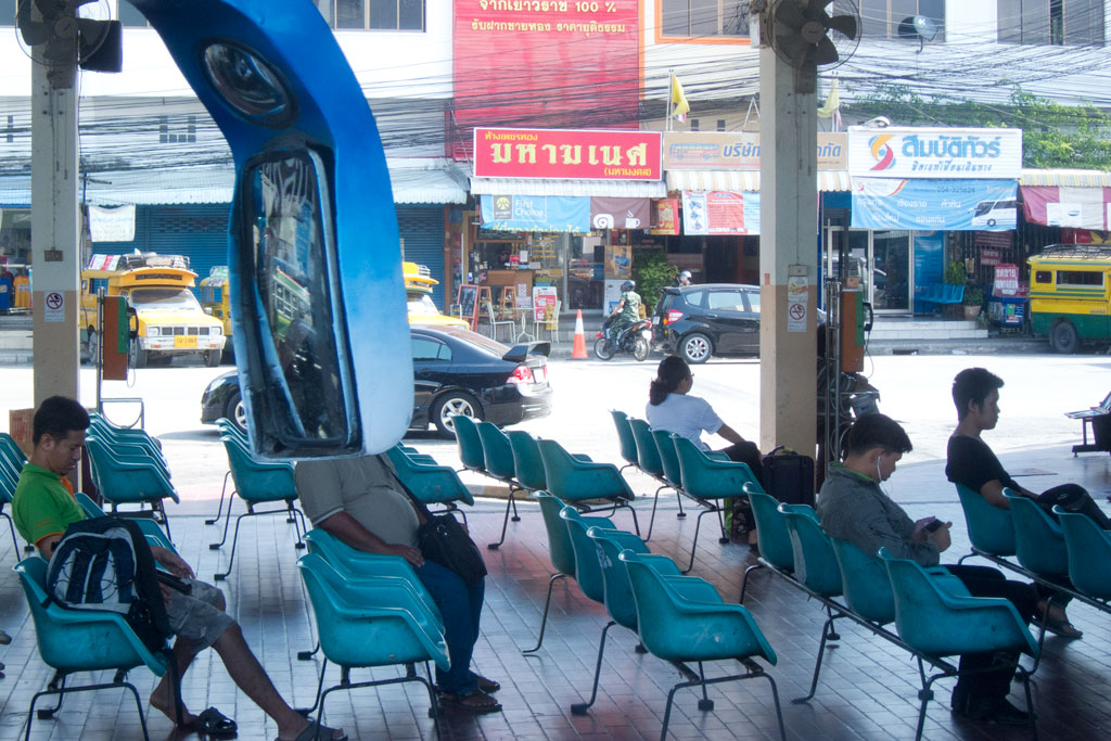 Erste Thailand Route – Busfahrt nach Chiang Mai | SOMEWHERE ELSE