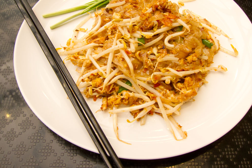 Erste Thailand Route – Pad Thai in Bangkok | SOMEWHERE ELSE