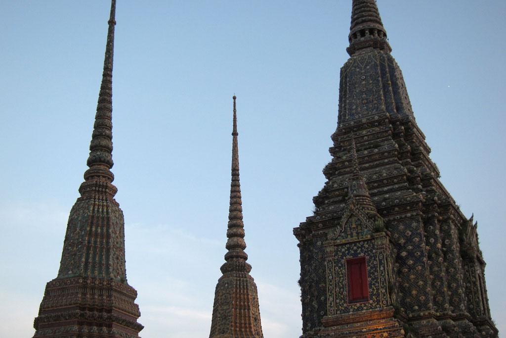 Erste Thailand Route – Tempel in Bangkok   SOMEWHERE ELSE