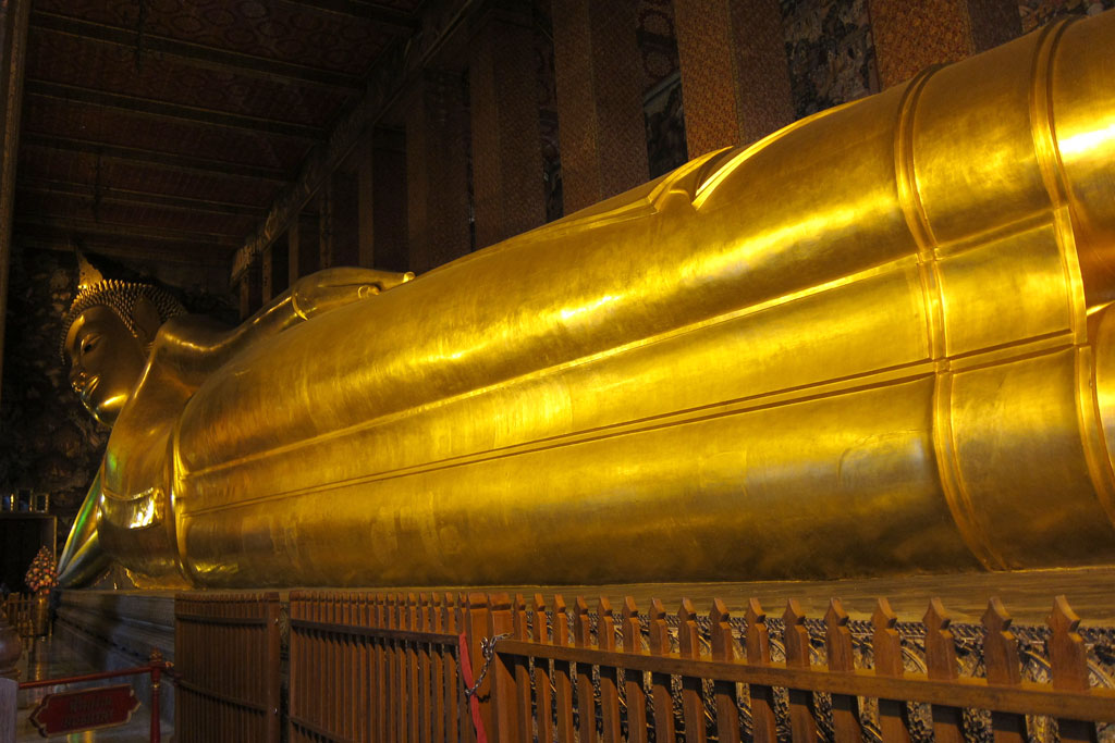 Erste Thailand Route – Wat Pho in Bangkok | SOMEWHERE ELSE