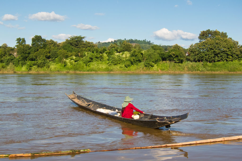 Erste Thailand Route – Am Mekong in Chiang Khong   SOMEWHERE ELSE