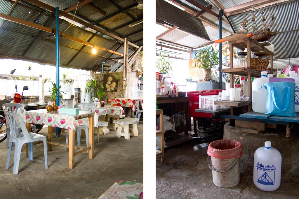 Erste Thailand Route – Garküche Chiang Mai | SOMEWHERE ELSE