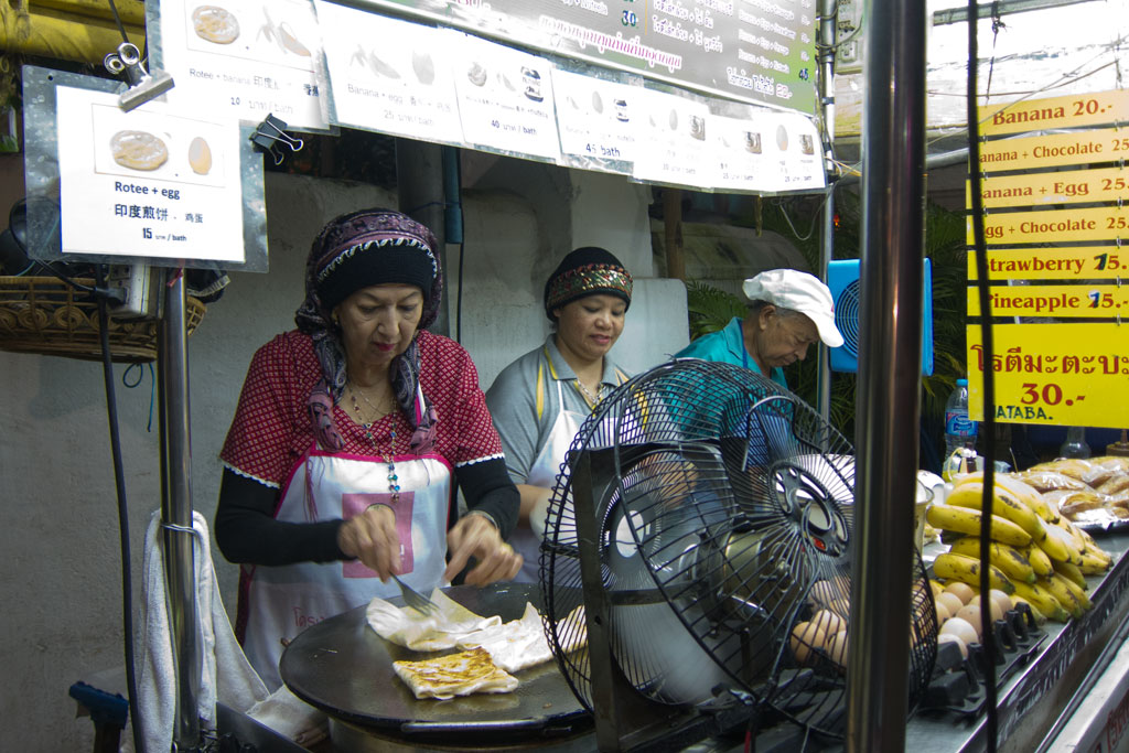 Erste Thailand Route – Streetfood in Chiang Mai | SOMEWHERE ELSE