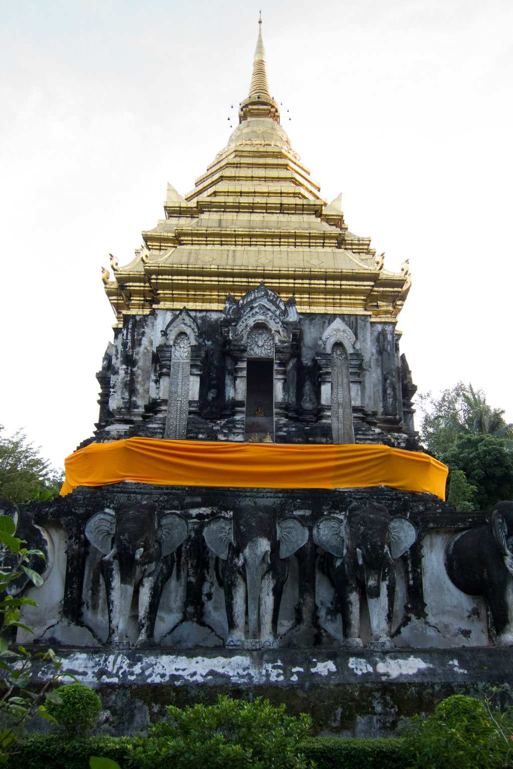 Erste Thailand Route – Wat Chiang Man in Chiang Mai | SOMEWHERE ELSE
