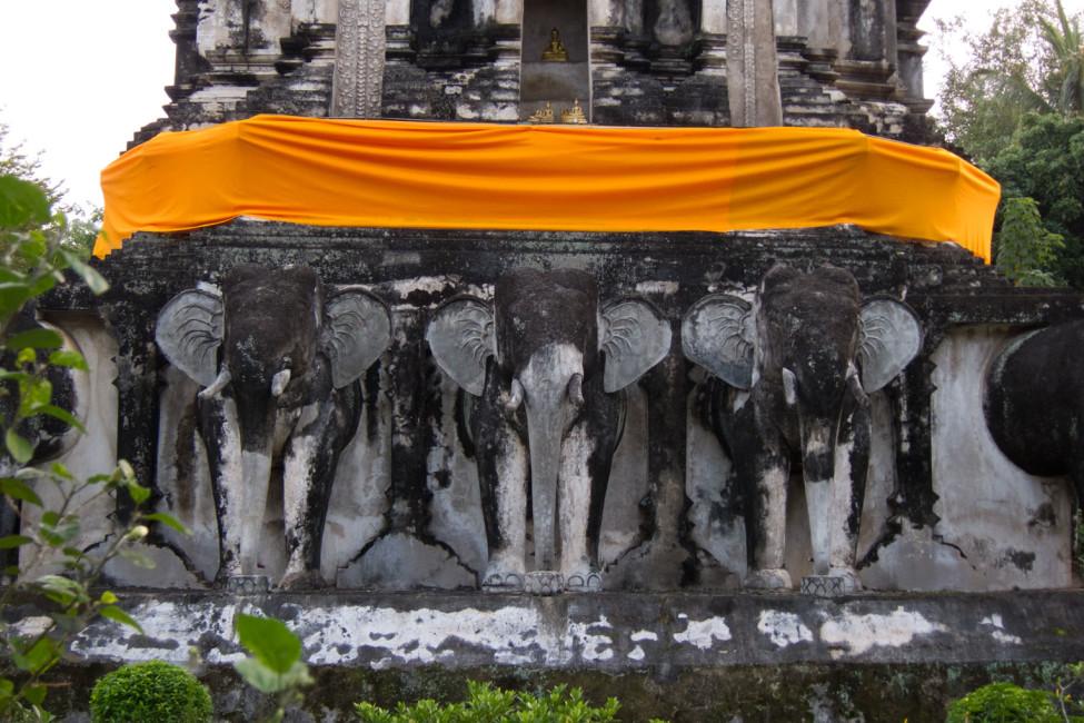 Erste Thailand Route – Chiang Mai Tempel | SOMEWHERE ELSE