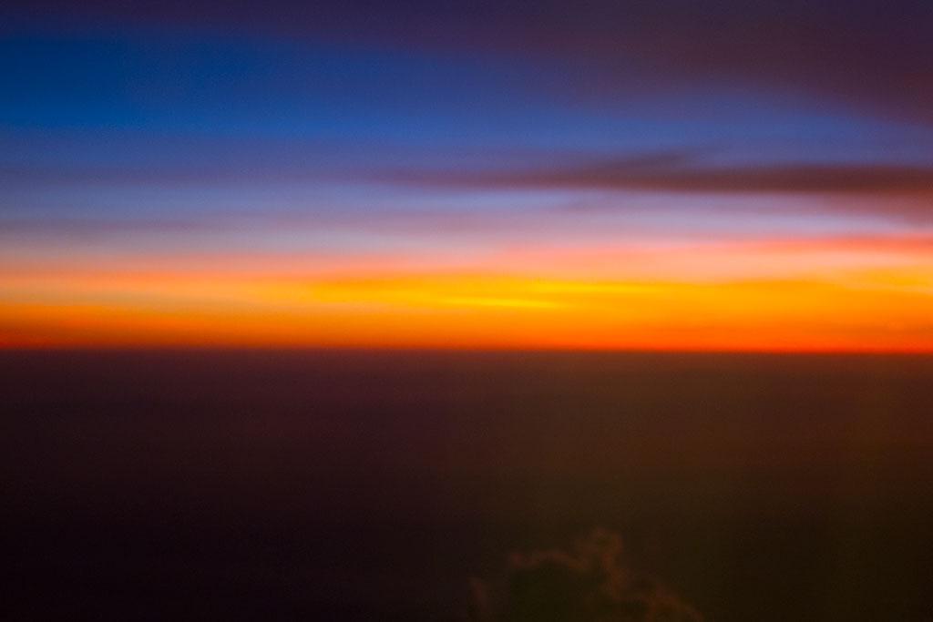 Erste Thailand Route – Flug nach Bangkok   SOMEWHERE ELSE