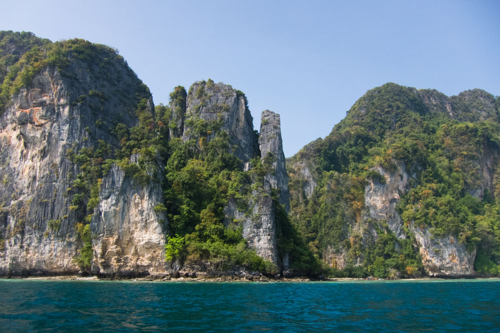Erste Thailand Route – Koh Phi Phi | SOMEWHERE ELSE