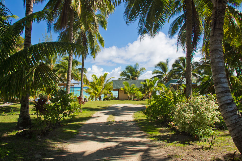 Cook Inseln Aitutaki – Unser Garten | SOMEWHERE ELSE