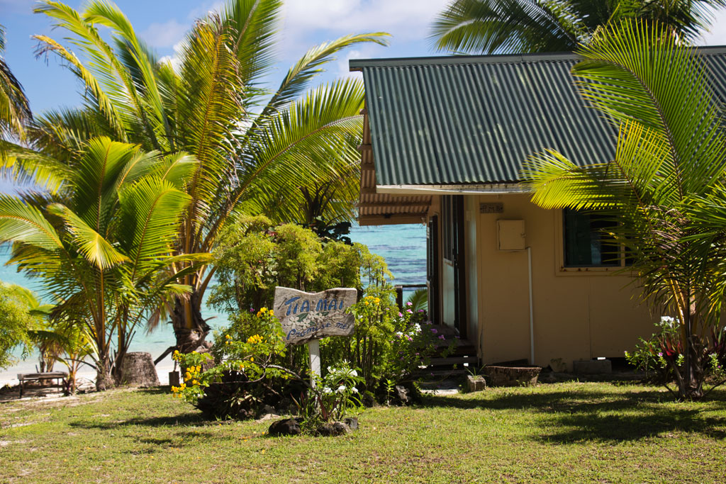 Cook Inseln Aitutaki – Haus am Strand | SOMEWHERE ELSE