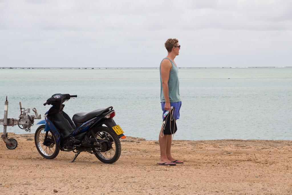 Cook Inseln Aitutaki – Inselrundfahrt mit Meerblick | SOMEWHERE ELSE