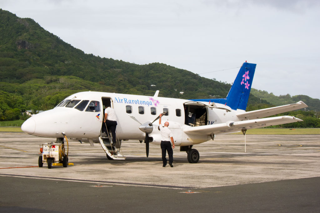 Cook Inseln Aitutaki – Flughafen Rarotonga | SOMEWHERE ELSE