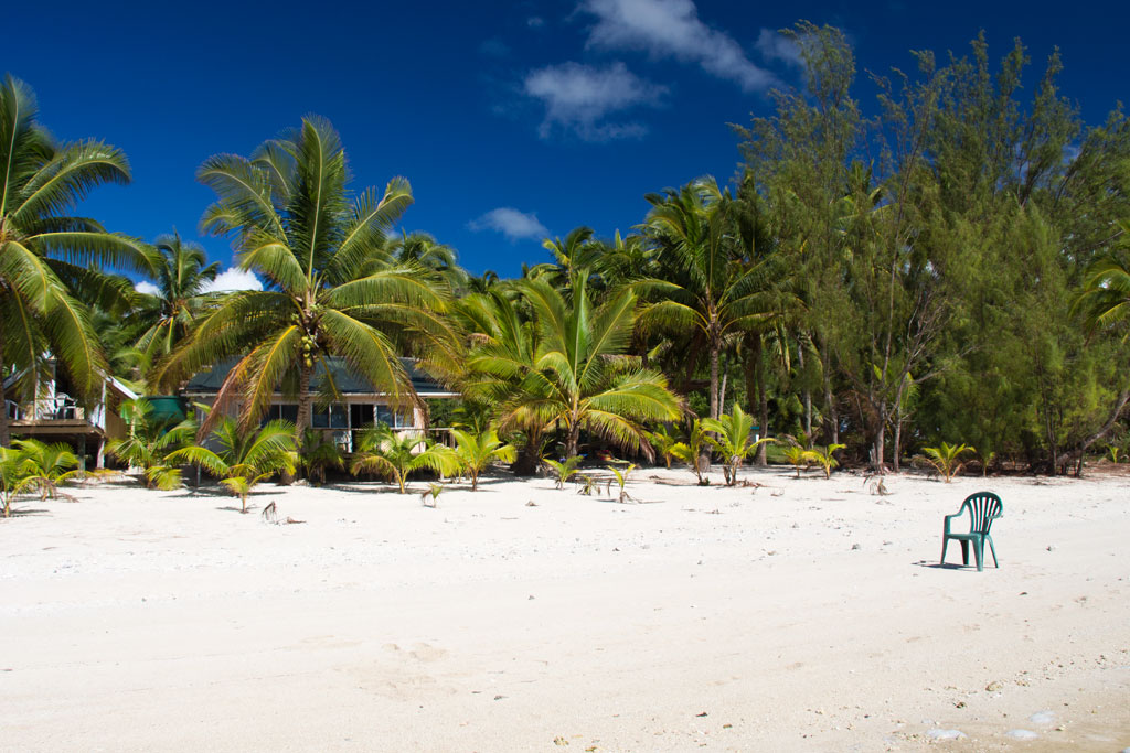 Cook Inseln Aitutaki – Am Palmenstrand | SOMEWHERE ELSE