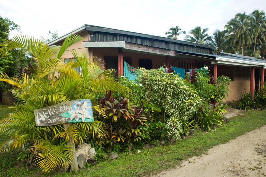 Cook Inseln Aitutaki – Unsere Unterkunft | SOMEWHERE ELSE
