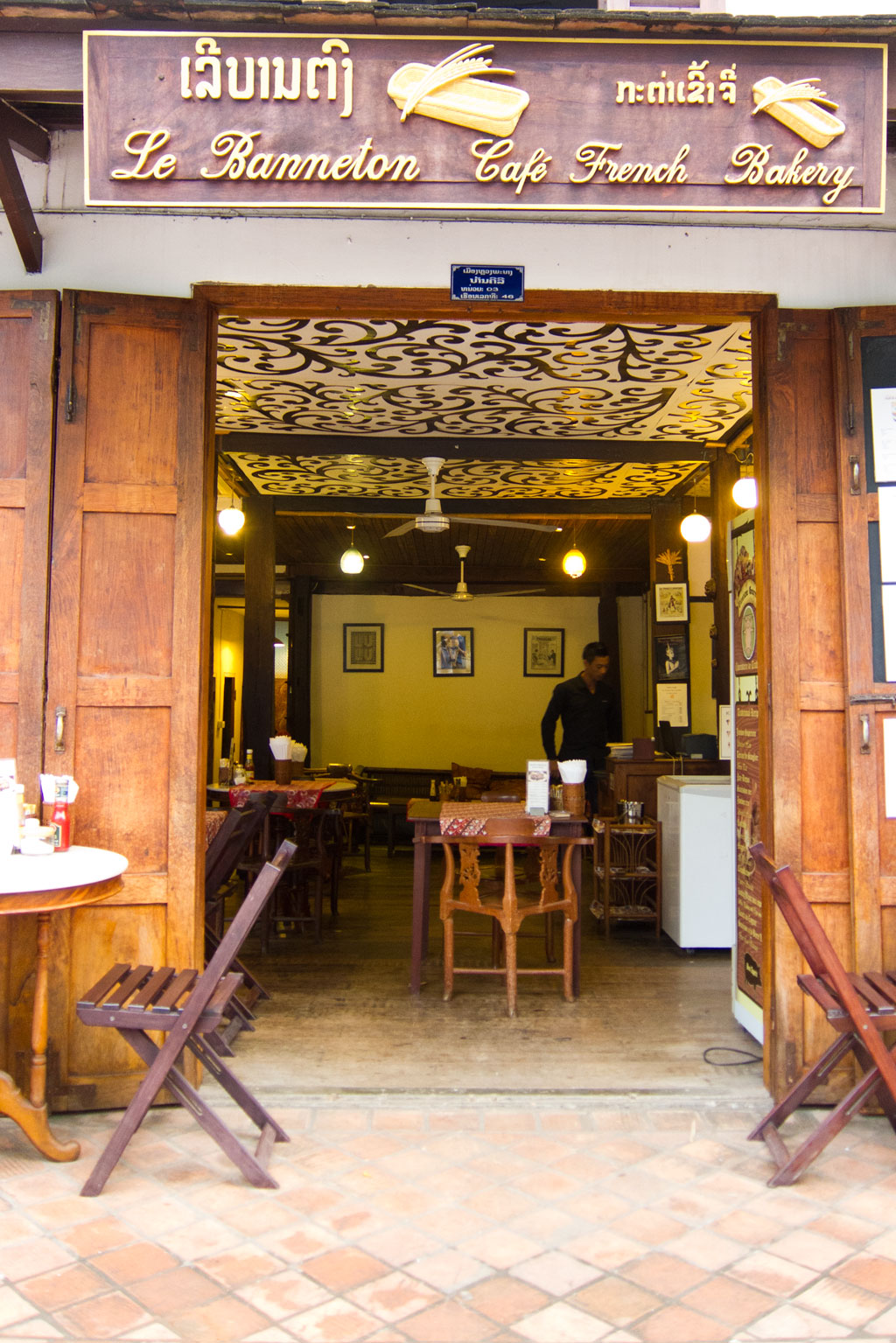 Luang Prabang – Café Le Banneton | SOMEWHERE ELSE