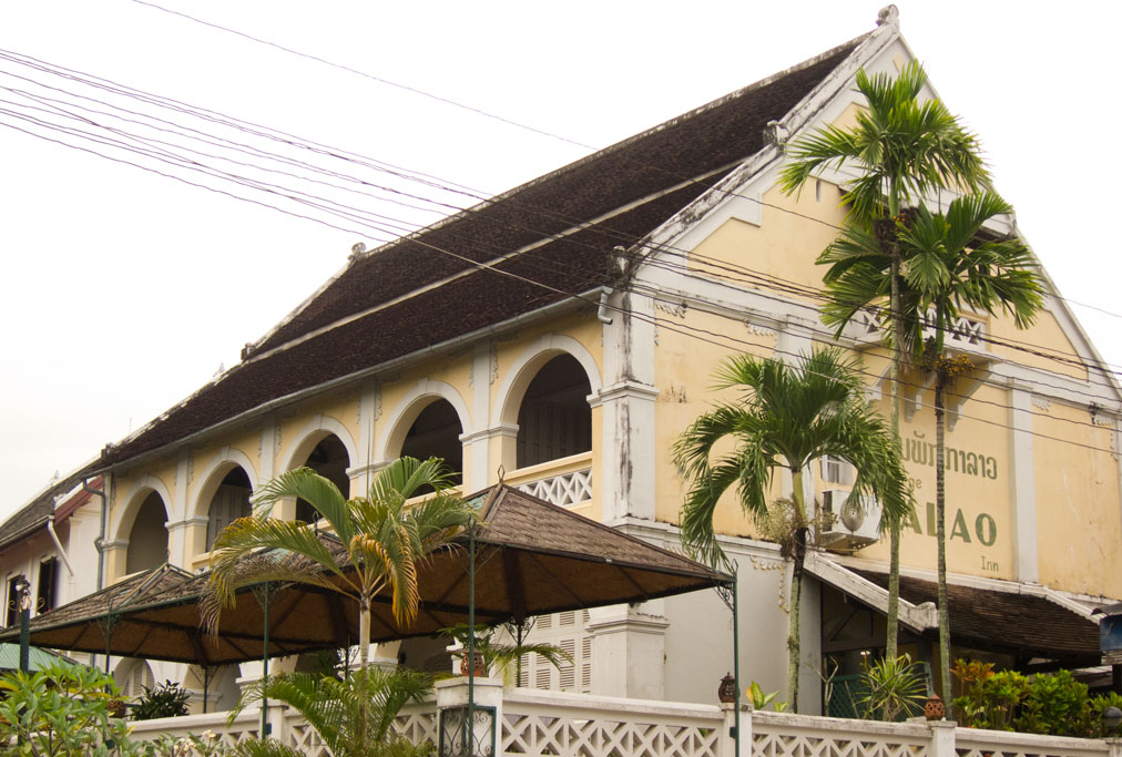 Luang Prabang – Haus im Kolonialstil | SOMEWHERE ELSE