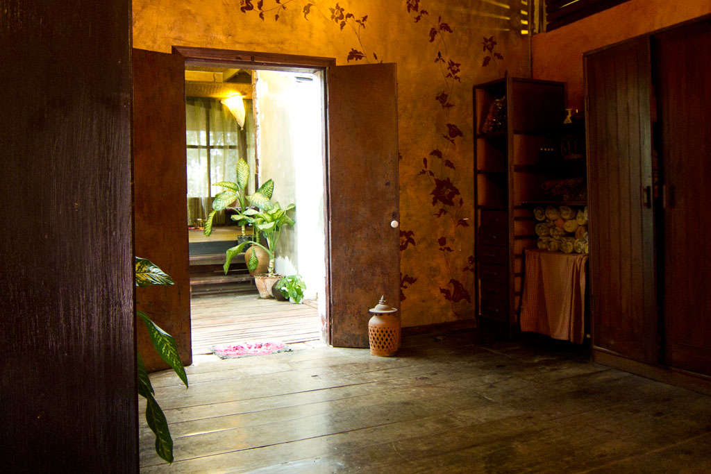 Luang Prabang – Massage im L'Hibiscus Spa | SOMEWHERE ELSE