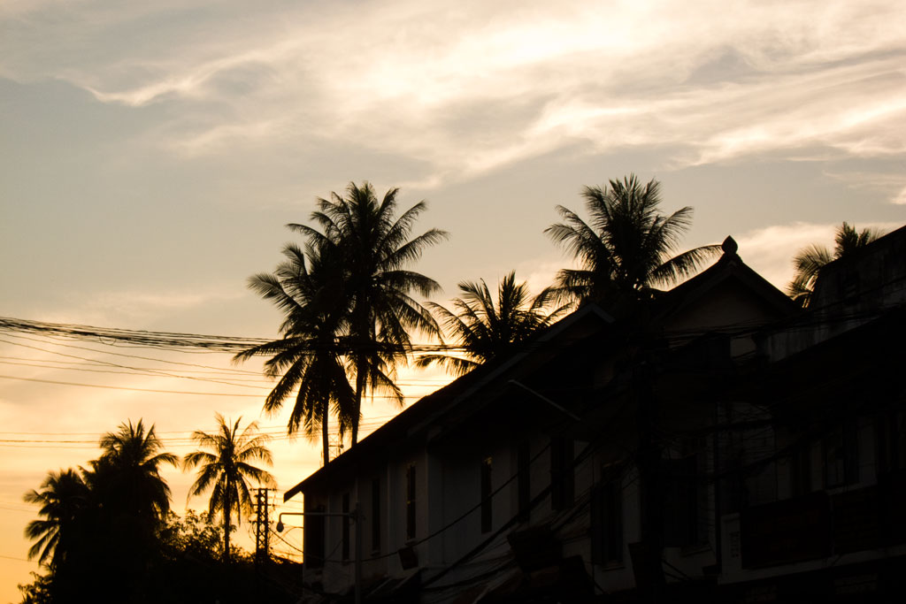 Luang Prabang – Sonnenuntergang | SOMEWHERE ELSE