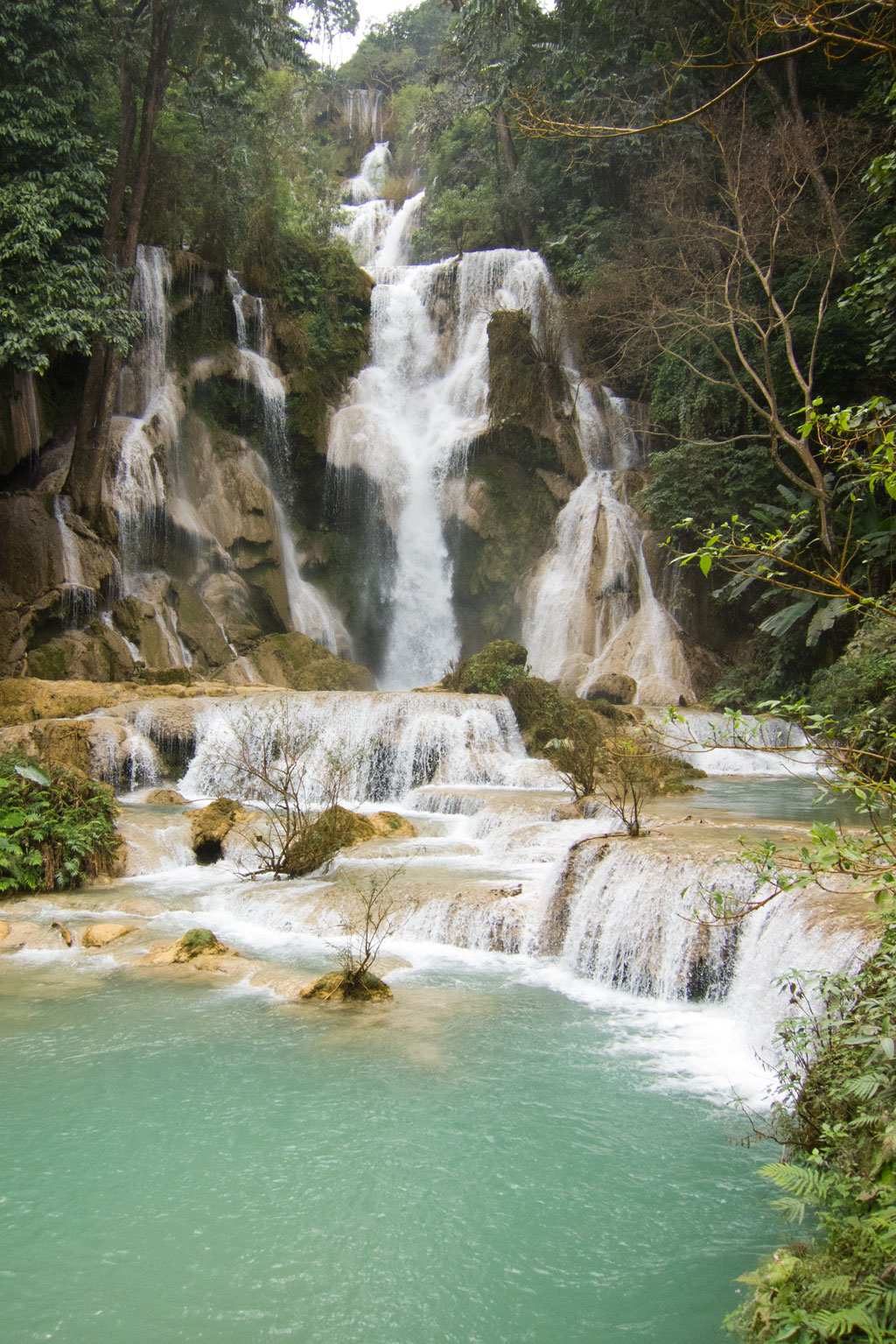 Luang Prabang – Wasserfall Kuang Si | SOMEWHERE ELSE