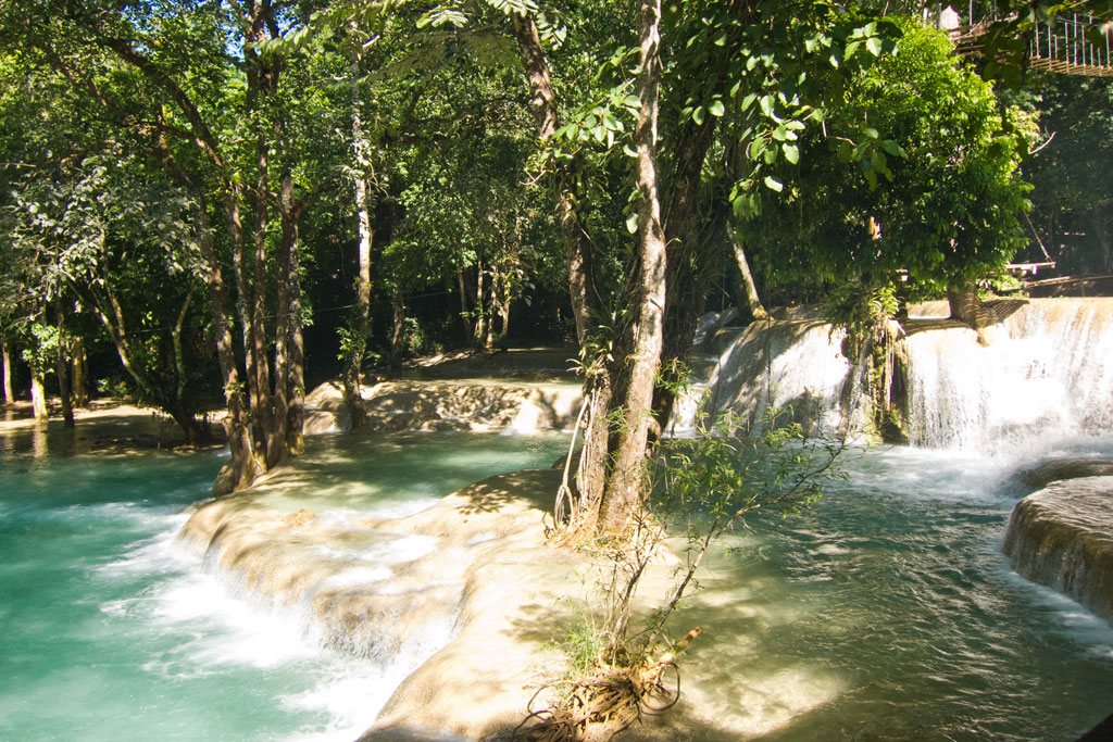 Luang Prabang – Wasserfall Tad Sae | SOMEWHERE ELSE