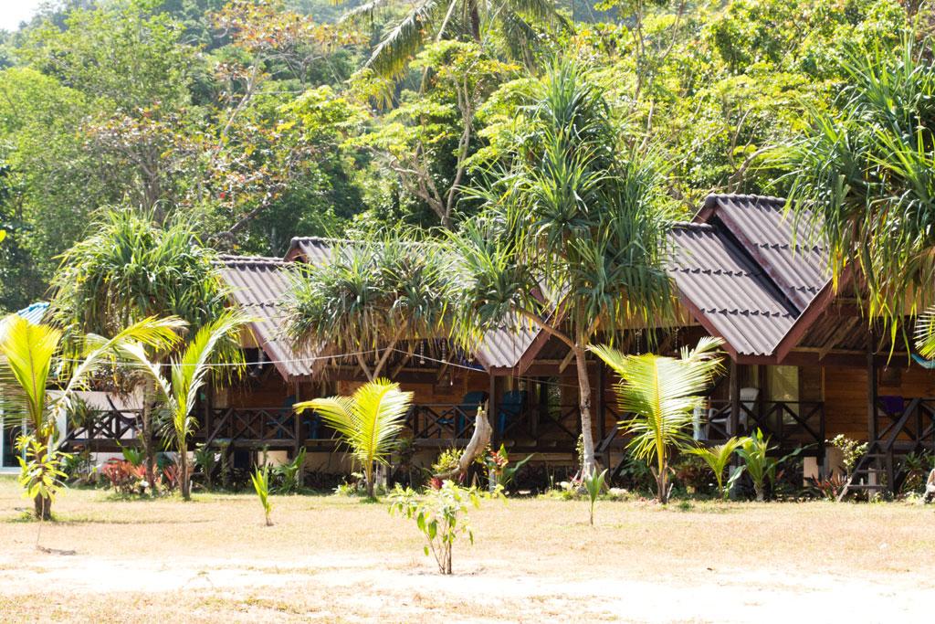 Bungalows auf Ko Kradan – Thailändische Inseln | SOMEWHERE ELSE