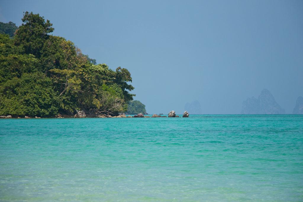 Lagune auf Ko Kradan – Thailändische Inseln | SOMEWHERE ELSE