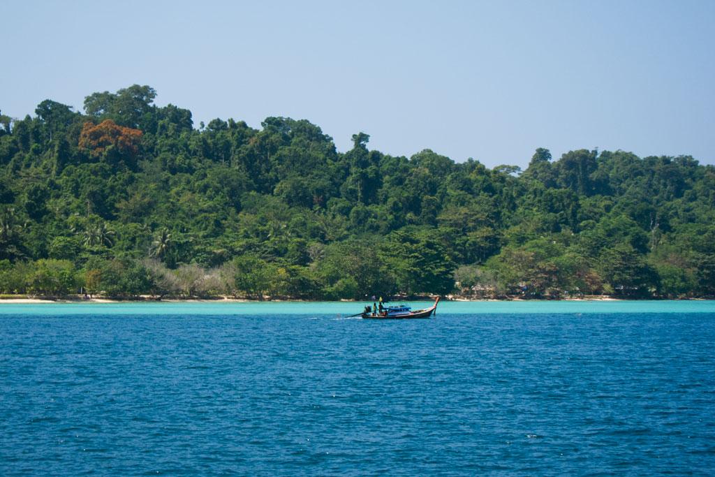 Die Lagune von Ko Kradan – Thailändische Inseln | SOMEWHERE ELSE