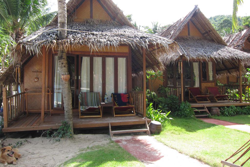 Bungalows auf Ko Phangan – Thailändische Inseln | SOMEWHERE ELSE