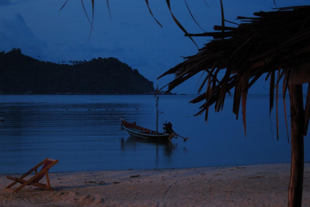 Strand am Abend auf Ko Phangan – Thailändische Inseln | SOMEWHERE ELSE