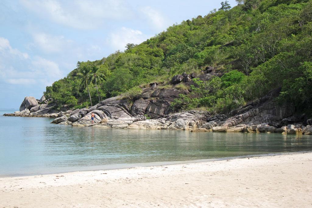 Strand auf Ko Phangan – Thailändische Inseln | SOMEWHERE ELSE