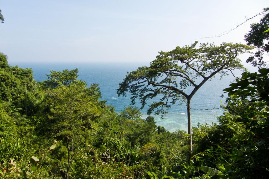 Aussicht von Ko Phi Phi – Thailändische Inseln | SOMEWHERE ELSE