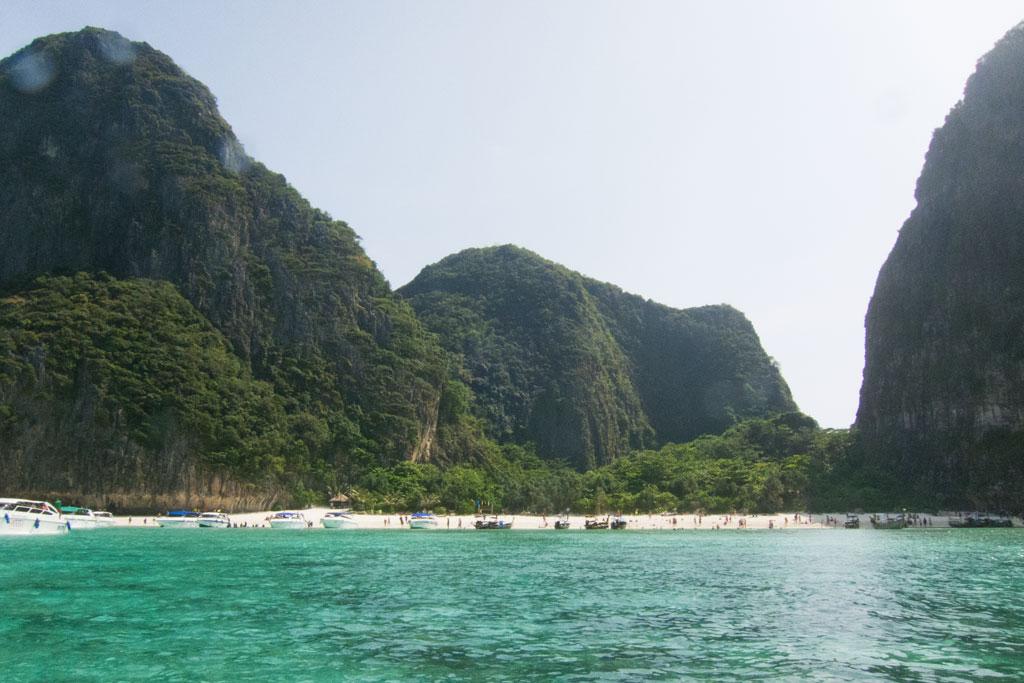 Auf dem Schnorchelausflug in der Maya Bay – Thailändische Inseln | SOMEWHERE ELSE