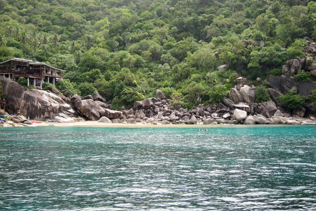 Blick auf Ko Tao – Thailändische Inseln | SOMEWHERE ELSE