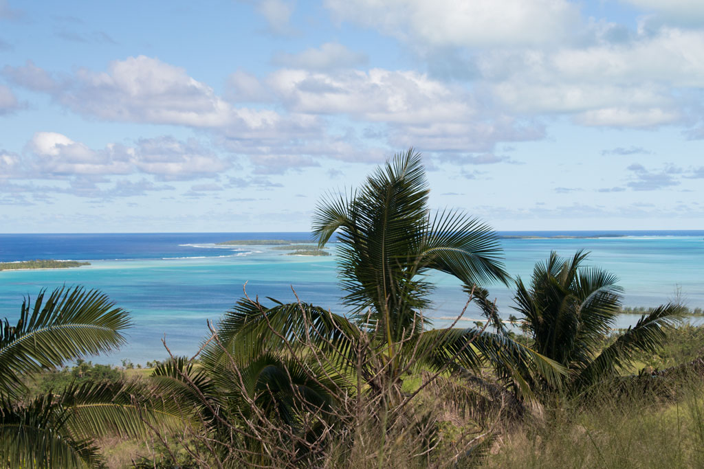 Aitutaki Lagoon Cruise – Ausblick vom Maungapu | SOMEWHERE ELSE