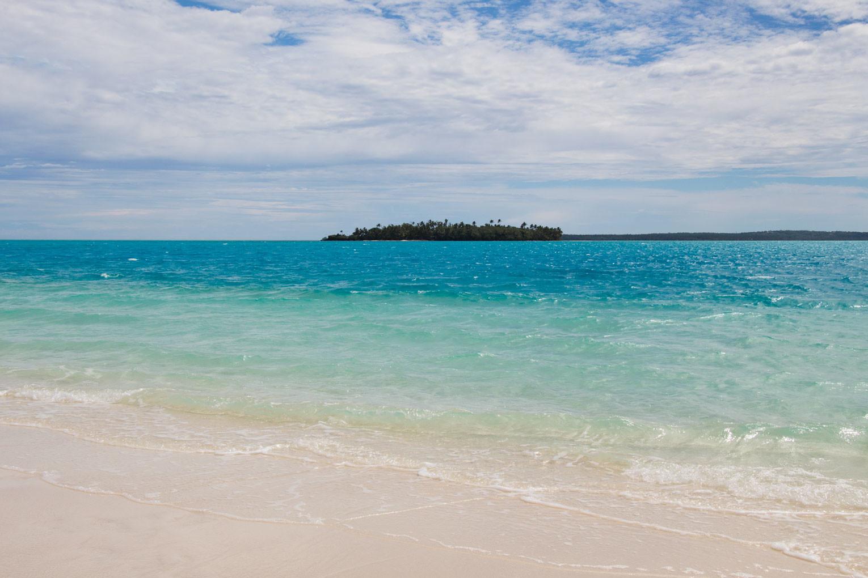 Aitutaki Lagoon Cruise – Motu in der Lagune   SOMEWHERE ELSE