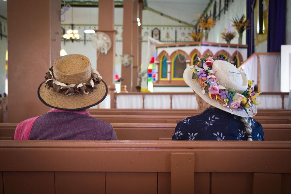 Aitutaki Lagoon Cruise – Prinzessin in der Kirche   SOMEWHERE ELSE