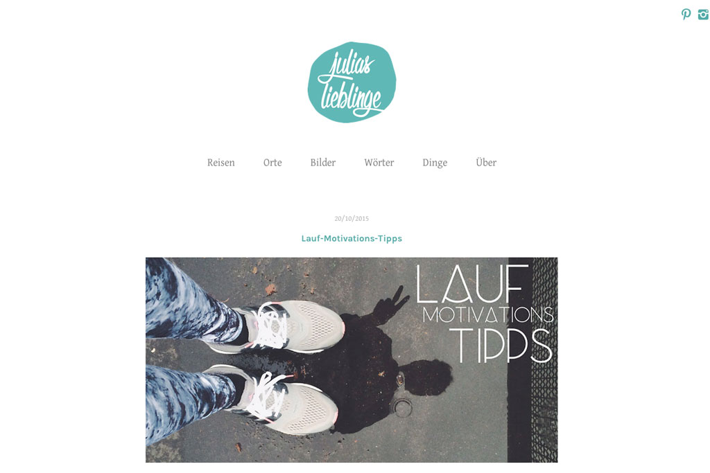 Inspirierende Reiseblogs – Julia's Lieblinge   SOMEWHERE ELSE